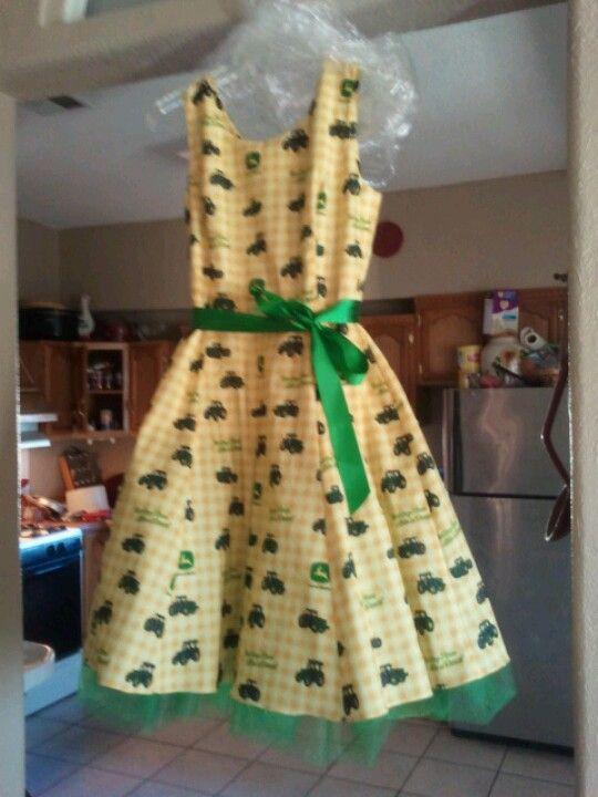 John Deere Bridesmaid dress   Wedding :)   Pinterest   Wedding and ...