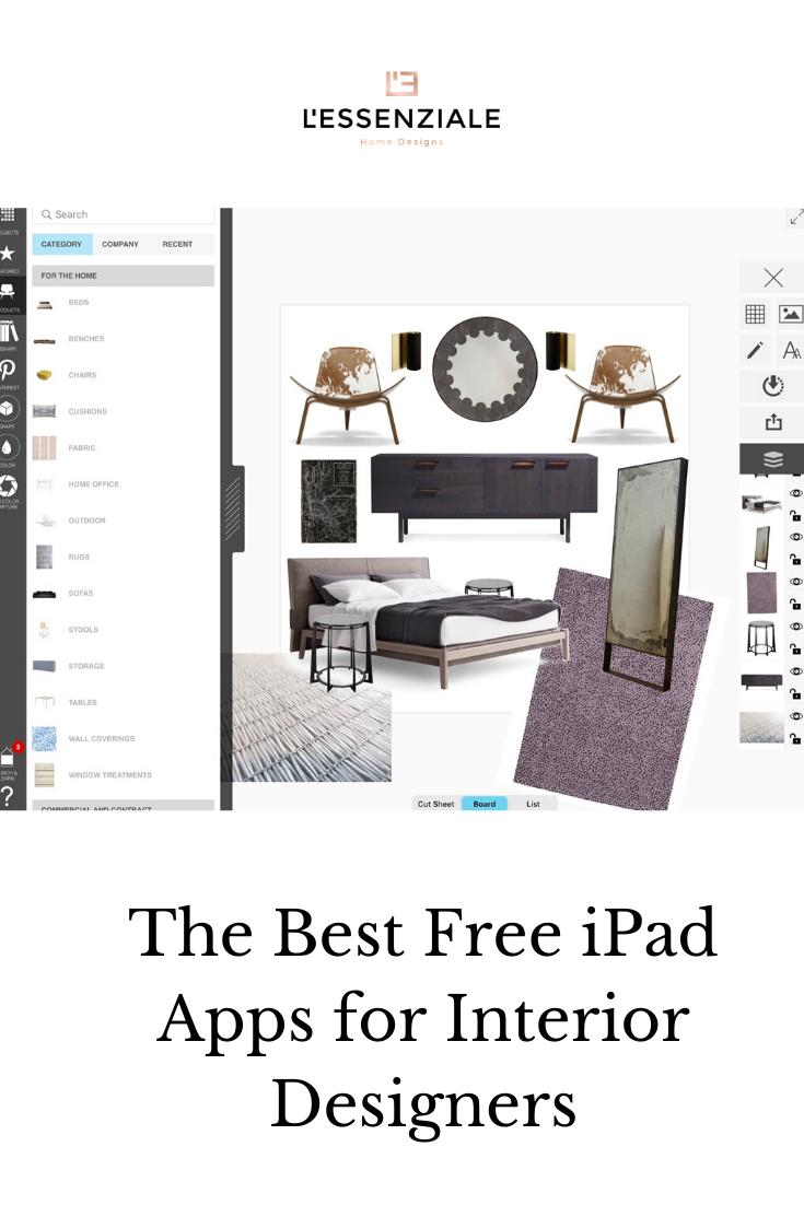 Glavnaya Best Free Ipad Apps Interior Design Business Design