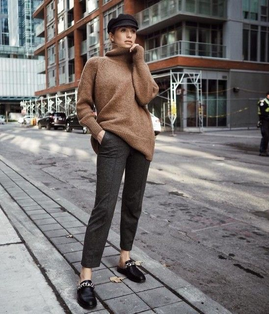 903f3a5cc42a Jill Lansky in the Elmira Sweater and Ilana Pant by The Group ...