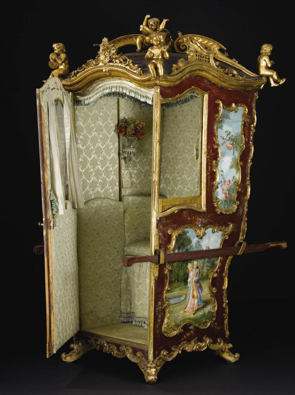 Pin By Lisa Farmer Designs On Traveling In Style Sedan Rococo Antiques