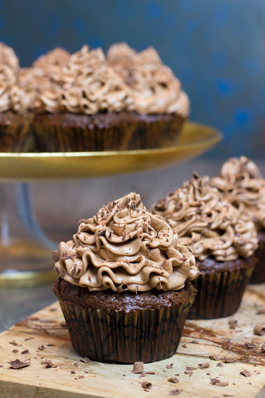 Kahlua Chocolate Cupcakes Recipe Kahlua chocolate