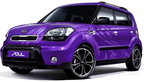 Purple Kia Soul Thread Wish For New Soul Colors Colours