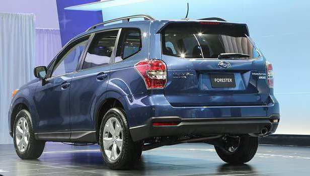 2017 forester release date