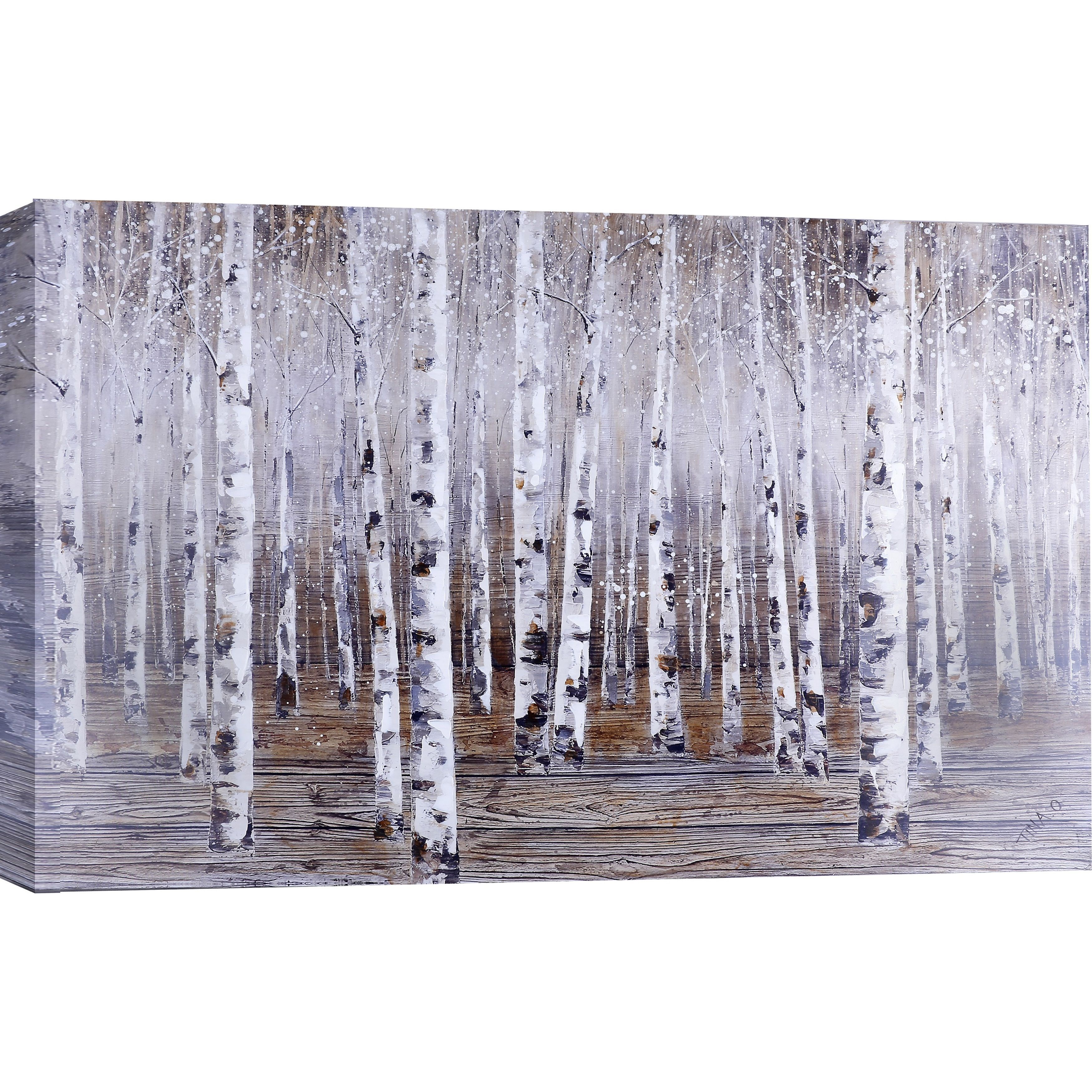40-inch x 60-inch Acrylic Painting