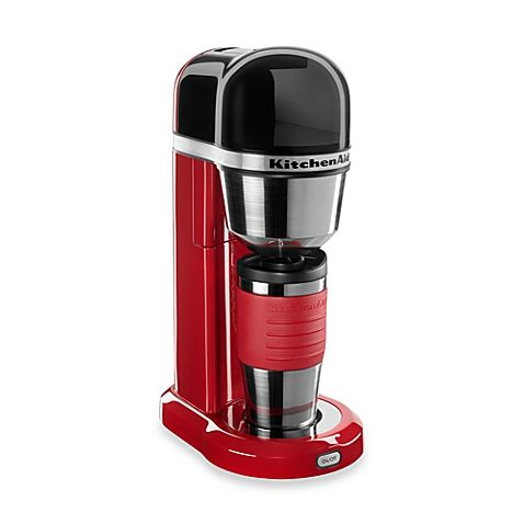 Kitchenaid 174 Personal Brewer Coffee Maker Camping Coffee