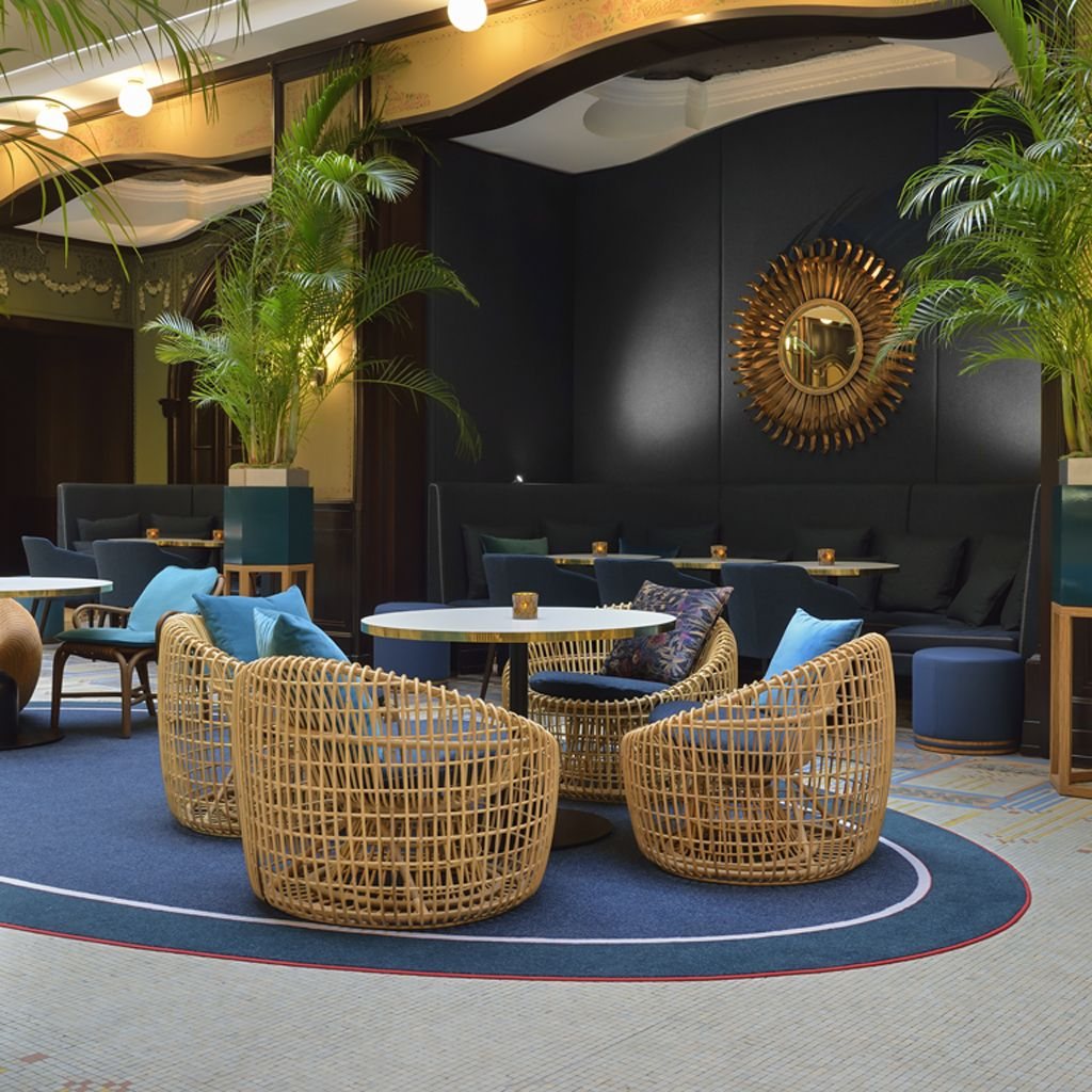 Nouveaux hôtels design Paris quoi de neuf à Paris niveau