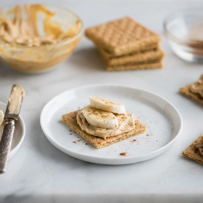 Photo of No Bake Dulce de Leche Cheesecake Snacks