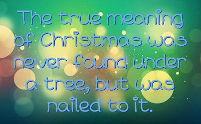 Christmas Meaning.Pin On Quotes To Remember