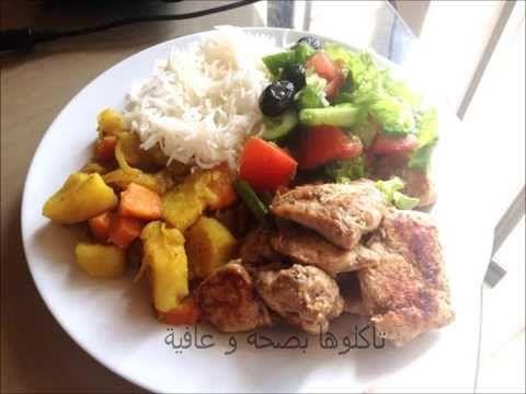 وجبات صحية متنوعة ولذيذة للدايت الريجيم الجزء الاول Youtube Quick Healthy Meals Healthy Quick Meals