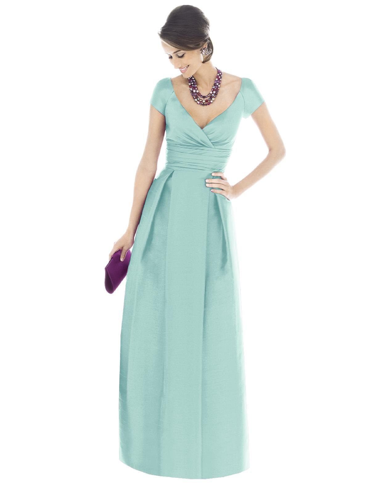 Alfred Sung Bridesmaid Dress D501 | Damas