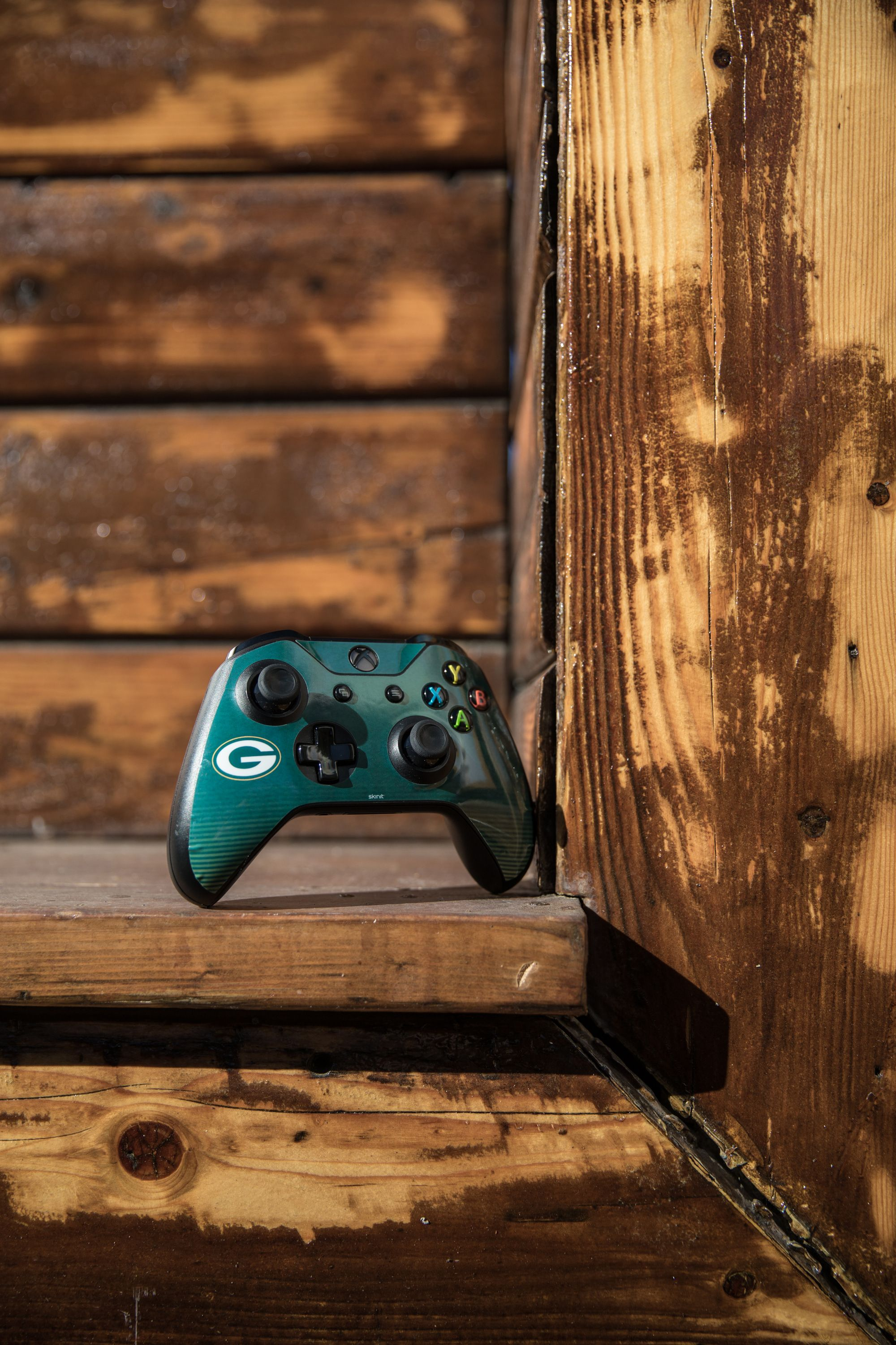 Nfl Packers Xbox One X Controller Skins By Skinit Explore Nfl Designs A Collaboration With Nfl X Skinit Skinit Has Partnered With Nfl Packers Nfl Xbox One