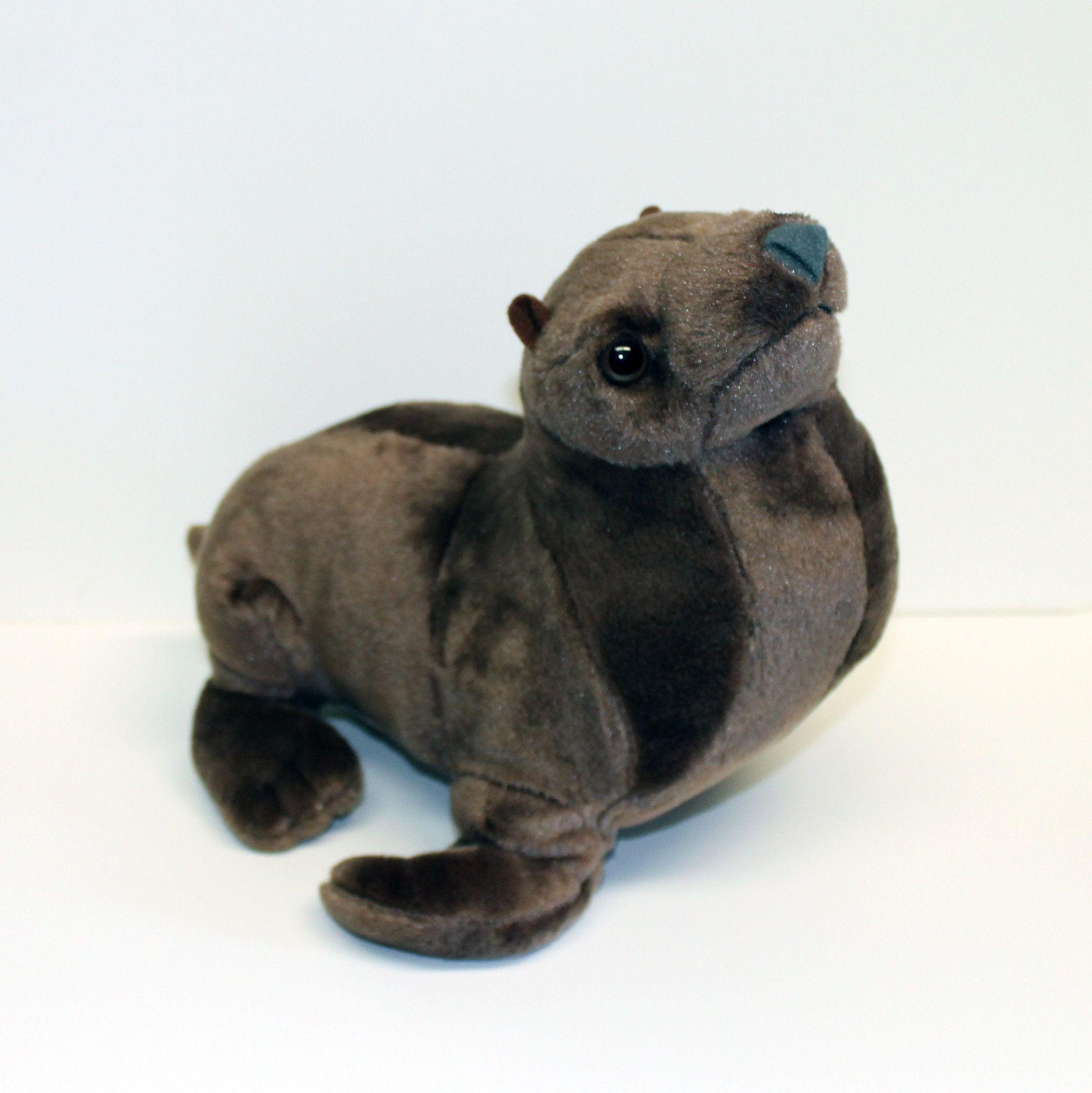 plush sea lion