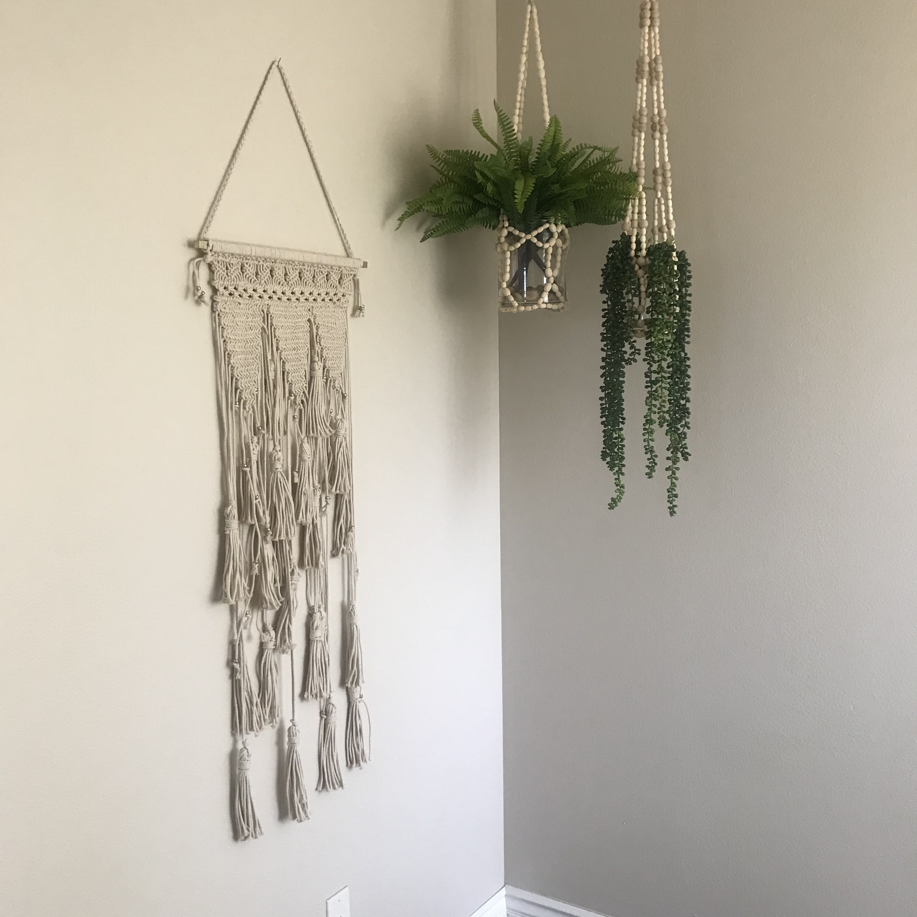 Living In A Small E It S Sometimes Hard To Visualize Where Put Plants Hangers Get Out Of That Hidden Away Corner