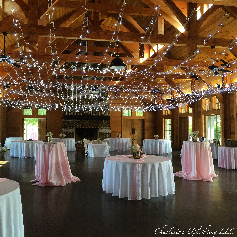 Le Lights Charleston Uplighting Weddings Lighting