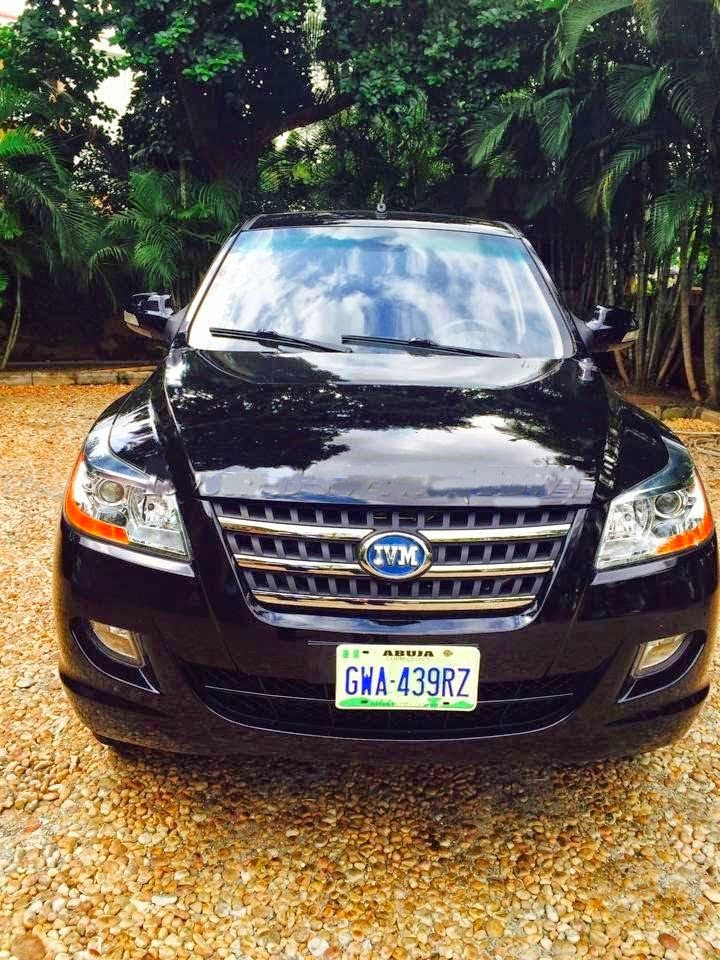 Made in Nigeria Cars Are Ready! See for yourself (Photos