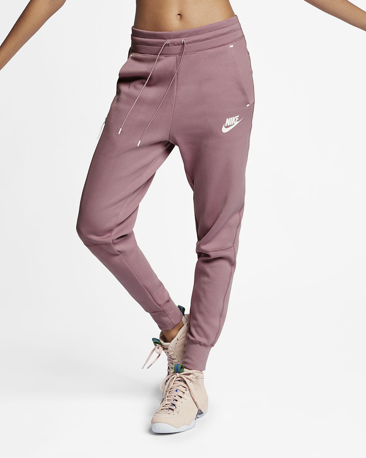 Nike Sportswear Tech Fleece Women S Pants Nike Com Pants For Women Nike Sportswear Women Nike Sportswear