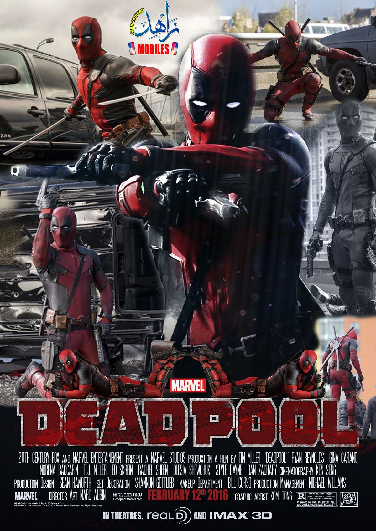 Deadpool 2016 Hindi Dubbed Movie Hdrip 720p 750mb In 2020 Deadpool 2016 Deadpool Marvel Deadpool