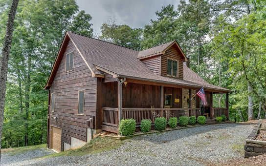 Blue Garnet Cabin Ellijay Vrbo More Access To Indoor Pool