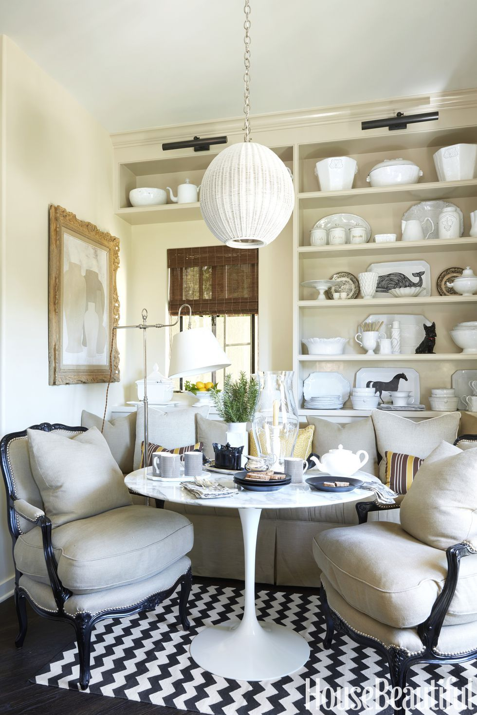 Inside a light-filled, Spanish-inspired bungalow in the Hollywood ...