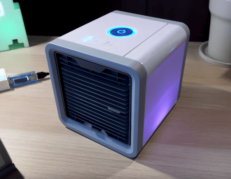 Engineer Dad Invents World S Coldest Portable Ac For College