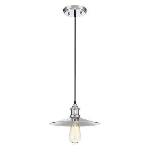 Chrome (Grey) Mini Pendant Ceiling Lights - Z-Lite   Light Fixtures ...