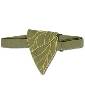 I know - it's a fancy fanny pack. I don't care. ;-) Soul Flower - NEW! Leafy Green Hip Pack - $28.00