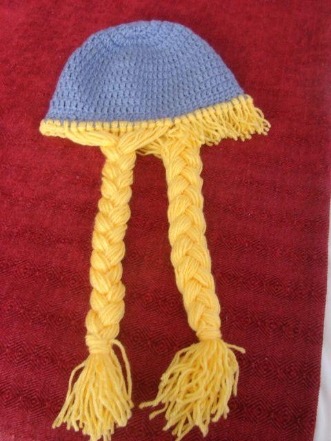 Rapunzel's hair/hat