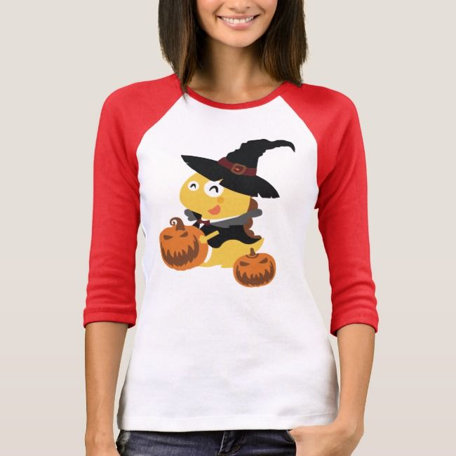 Halloween Dino Pennant Long Sleeve T-Shirt |  Halloween Dino Pennant Long Sleeve T-Shirt