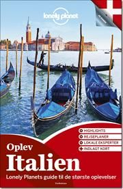 Oplev Italien Lonely Planet Af Lonely Planet Isbn 9788771480115