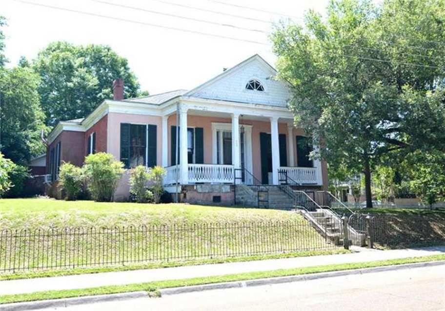 Terrific 1865 Greek Revival Natchez Ms 195 000 Old House Complete Home Design Collection Papxelindsey Bellcom