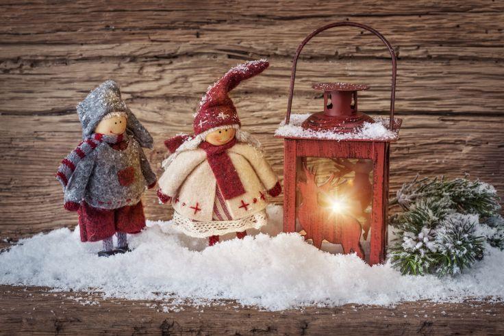lantern merry christmas toys snow new year new year