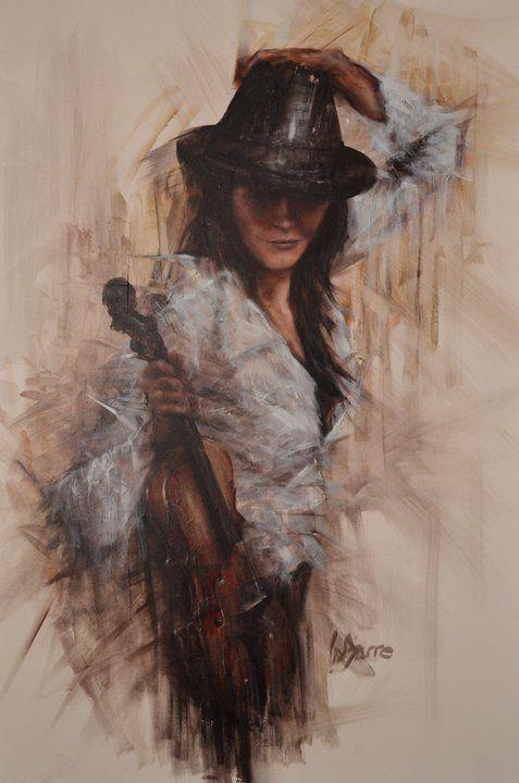 Rémi LaBarre 1977   Canadian painter