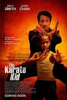 The Karate Kid 2010 Film Wikipedia Karate Kid Movie Karate Kid 2010 Karate Kid