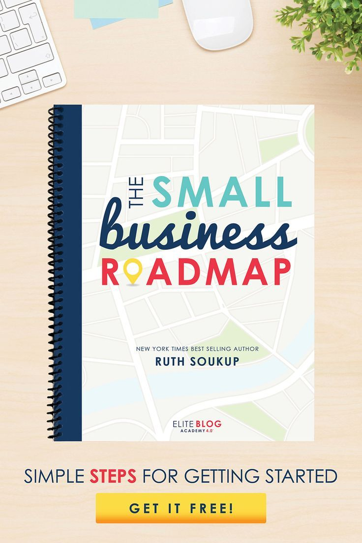 The Small Business Roadmap Free Resource to Start Your