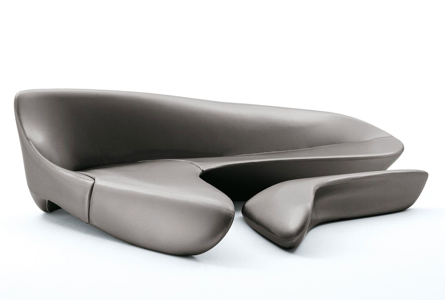 Sofa moon system collection b b italia design zaha for B et b italia