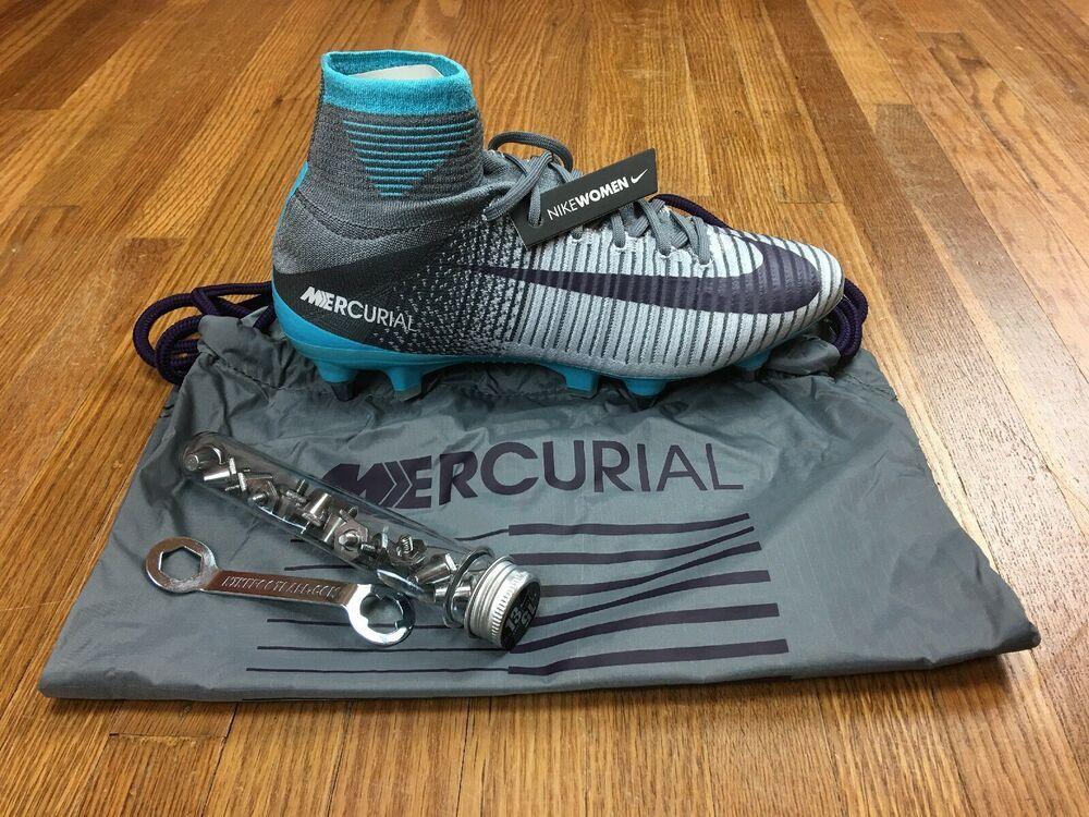 Advertisement(eBay) Nike Mercurial Superfly V SG Soccer