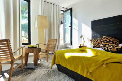Los colores en dormitorios