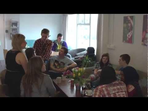 Mary Portas Bid YouTube Video for Altrincham by South Trafford College