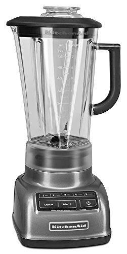 Kitchenaid Ksb1575qg 5 Speed Diamond Blender With 60 Oz Pitcher Liquid Graphite Https Bestjuicermachine Review Kitche Kitchen Aid Blender Kitchenaid Blender