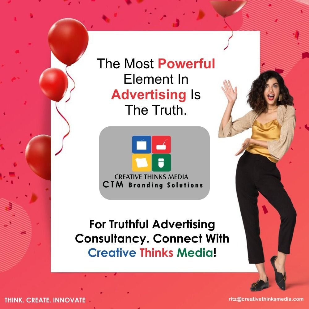 Why Creativity is Essential to Digital Marketing   Importance of Digital Marketing - Creative thinks media ad agency