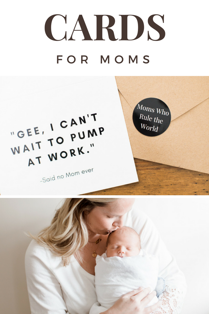 Gifts And Greeting Cards For Moms Going Back To Work Cards For Moms