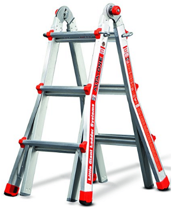 3 Step Aluminum Step Stool