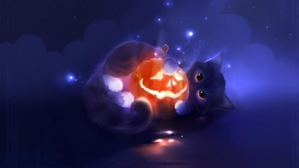 Fondos Para Pc Magicos Busqueda De Google En 2020 Fondos De Pantalla Bonitos Pinturas De Animales Fotos De Halloween