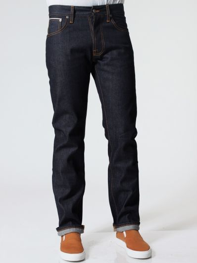 1f2440f26a35 Straight Alf org. dry ropy selvage from Nudie Jeans Co. | Classic ...