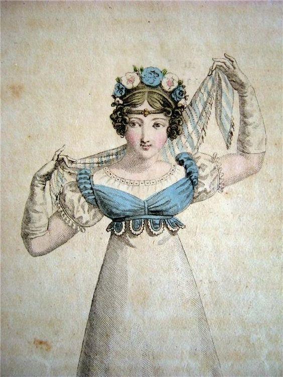A Regency Wardrobe Part 2: Main Garments