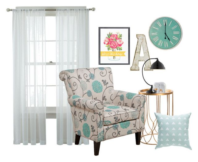 Bless This Home By Jlaulu On Polyvore Featuring Interior Interiors Design
