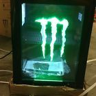 Monster Energy Refrigerator Neon Green M / Claw Light IDW