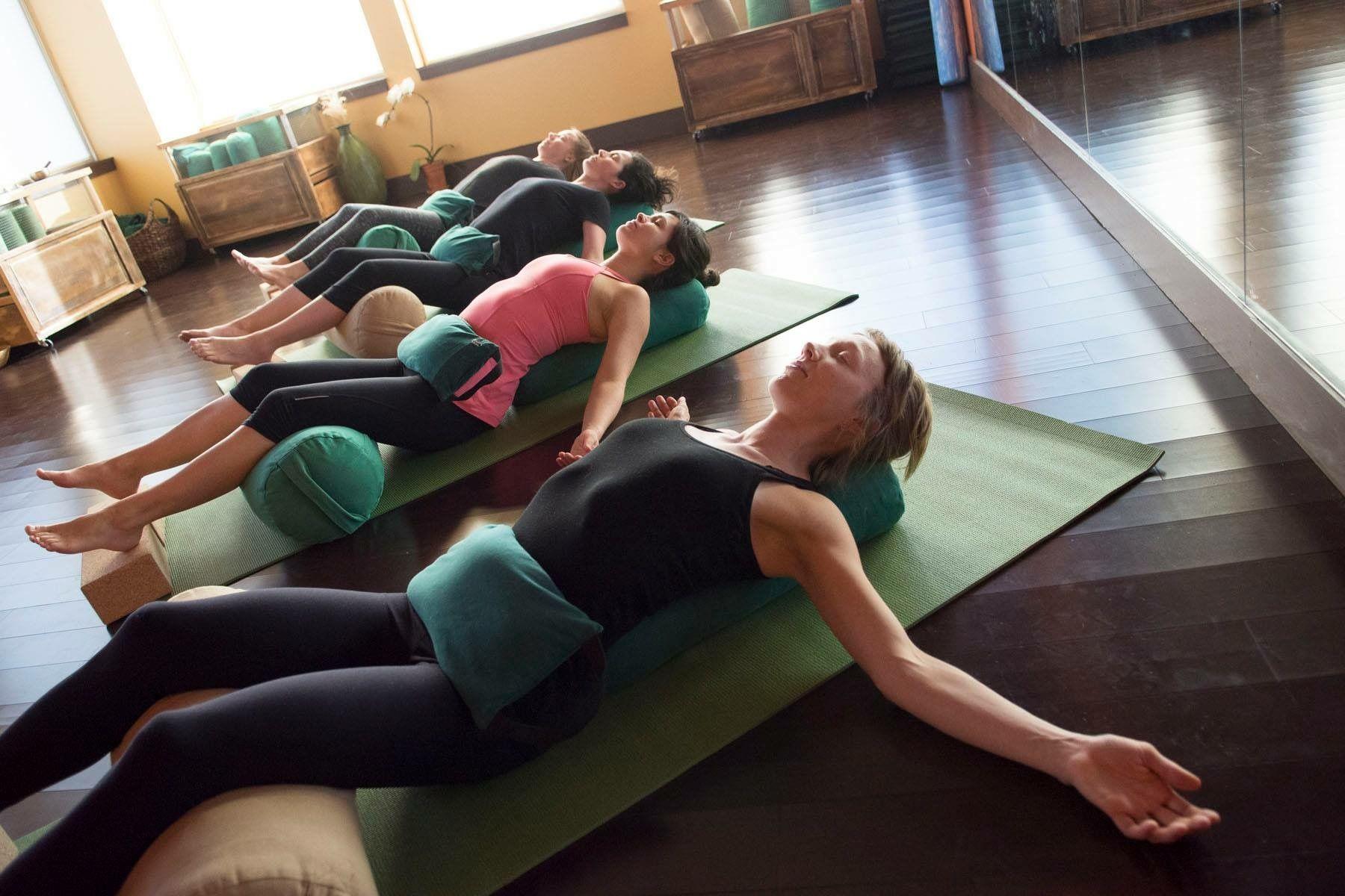Pin by Karen Shelley Yoga on Restorative Yoga ...