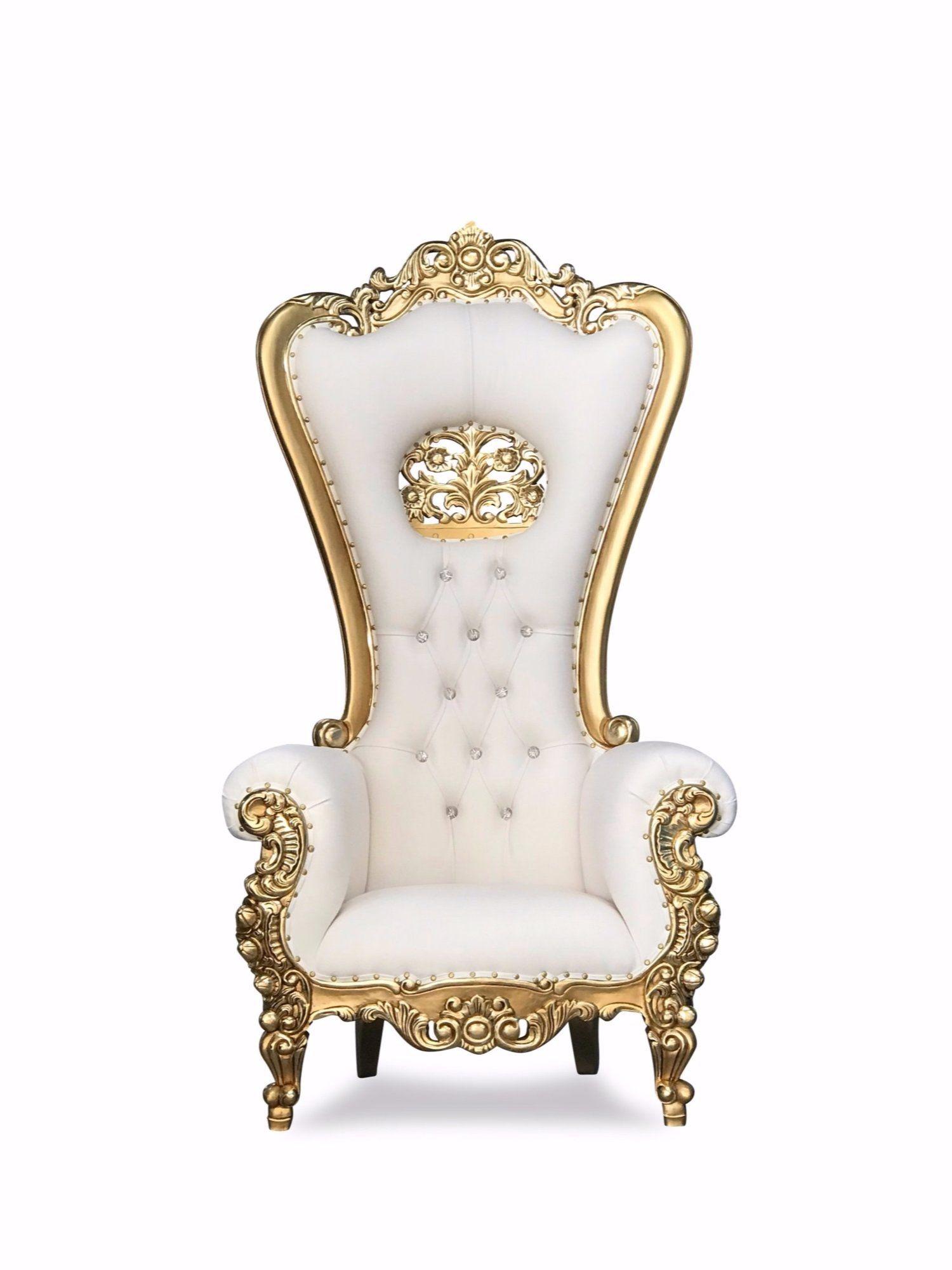 72 Blooma C Throne Throne Chair Chair Throne