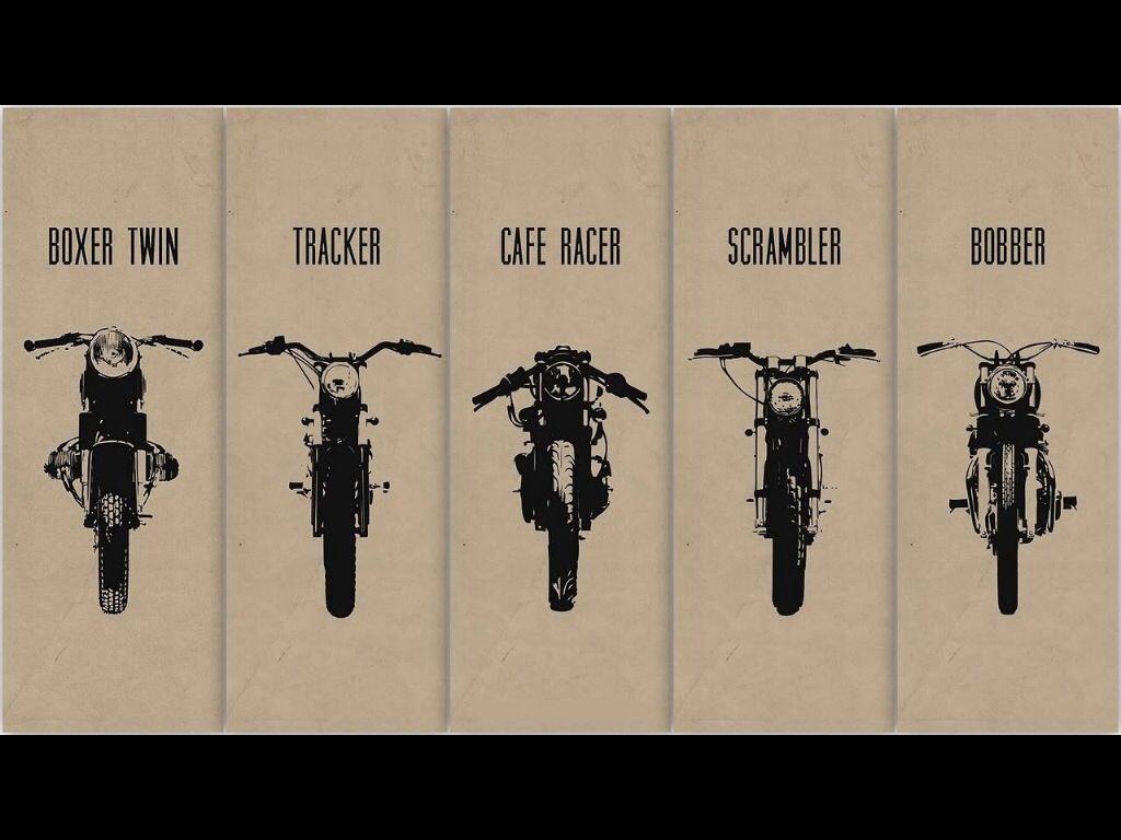cafe racer types | cafÉ racer | pinterest | custom bikes and cars